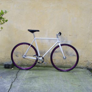 Fixie cykel lav selv